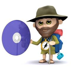 3d Explorer has a hd dvd