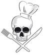 Kochen Logo Totenkof