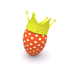 Easter Egg King