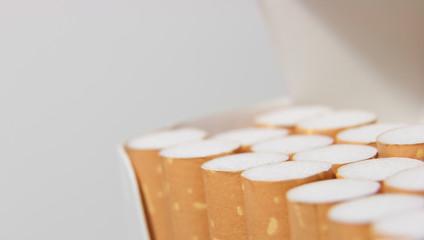 sigarette closeup