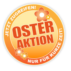 Ostern Button Angebot Special Osteraktion