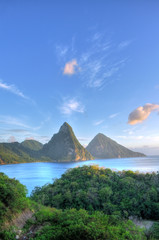 Pitons - St. Lucia / Saint Lucia (Carribean)