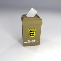 Wahl Baden-Württemberg