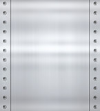 steel alloy metal background poster