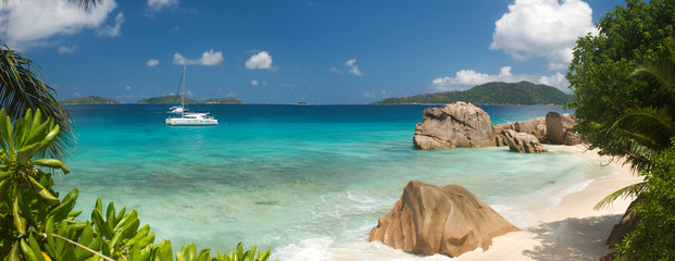 Anse Patate, La Digue