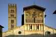 Lucca, torre e mosaico di San Frediano