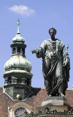 Vienna - Marcus Aurelius landmark