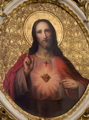 heart of Jesus Christ from Vienna Church
