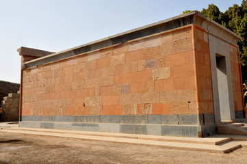 Hatshepsut's Red Chapel