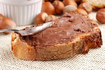 crema cioccolato sette