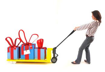 livraison de cadeaux