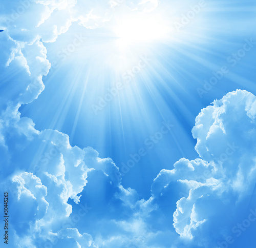 beautiful clouds - 30445263
