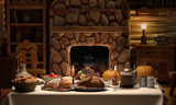 Thanksgving Cabin Dinner - 30448466