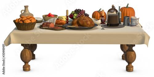 Thanksgving Dinner - 30448481