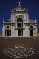 Assisi, basilica di Santa Maria degli Angeli