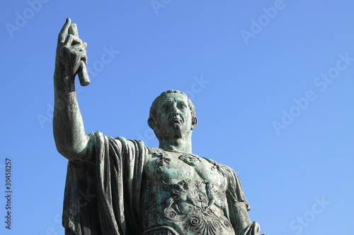 Julius Caesar (Augustus) - Copyspace