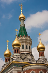 Russisch-Orthodoxe Kirche, Russian orthodox church