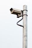 Modern CCTV poster