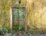 Forgotten doorway - metaphor