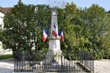 Monument aux morts poster