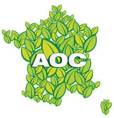 titre : AOC - Appellation d'origine controlée