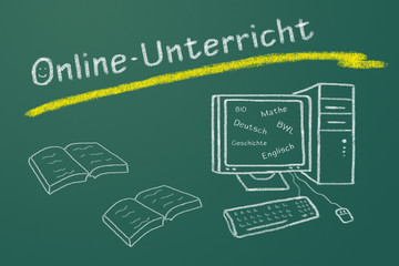 Online-Unterricht  #110304-004