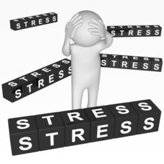 Cubes - 393 - STRESS