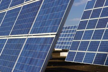 Solarpark © Matthias Buehner