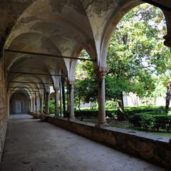 Abbaye bénédictine de l'île de Lokrum