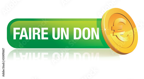 bouton web : faire un don