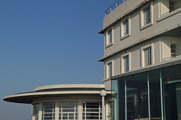 Art Deco icon - the Midland Hotel, Morecambe