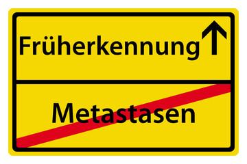 Früherkennung anstatt Metastasen