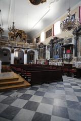 Église du Monastère des Franciscains à Dubrovnik