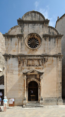 Église Saint Sauveur de Dubrovnik