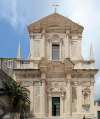 Église jésuite Saint Ignace à Dubrovnik