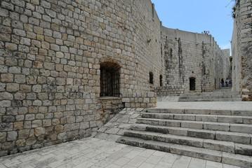 Rue de Sainte Marguerite (Ulica od Margarite) à Dubrovnik