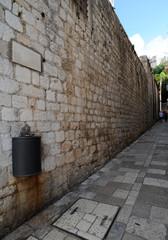 Ville close de Dubrovnik, rue Celestina Medovica