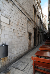 Ville close de Dubrovnik, Ulica Zamanjina