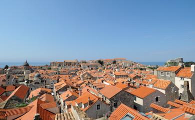 Ville close de Dubrovnik