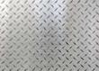 Diamond Plate Background 45 degree