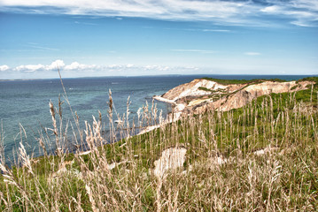 Aquinnah Beach in Martha's Vineyard