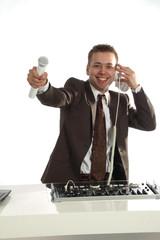Der freundliche DJ