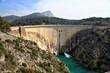 le grand barrage
