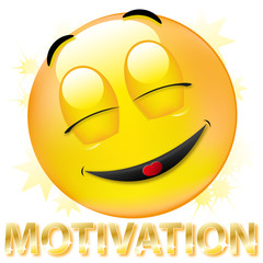 smiley - motivation