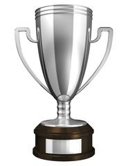 Silver Cup, Award.