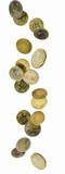 falling euro coins - 30513085