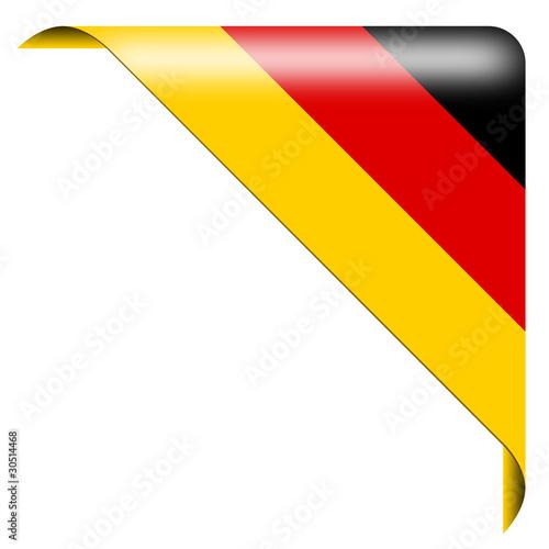 button deutschland fahne, flagge