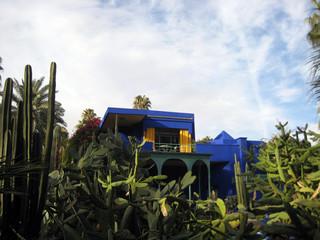 Giardini Majorelle, Marrakech