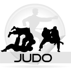 icône judo