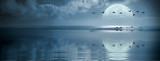 Fototapeta horyzont - pejzaż - Morze / Ocean